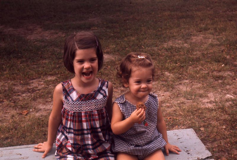 Lisa & Laura Oct 1966